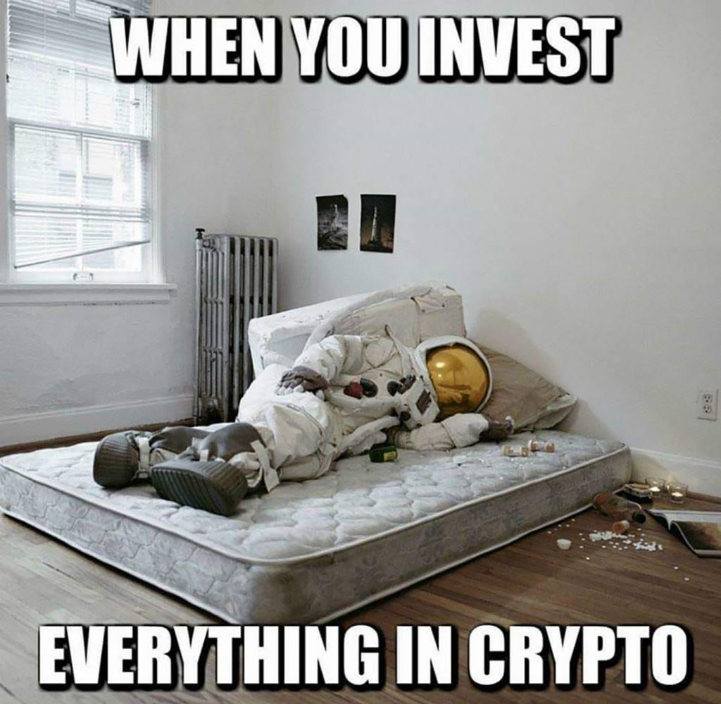 crypto inveting meme
