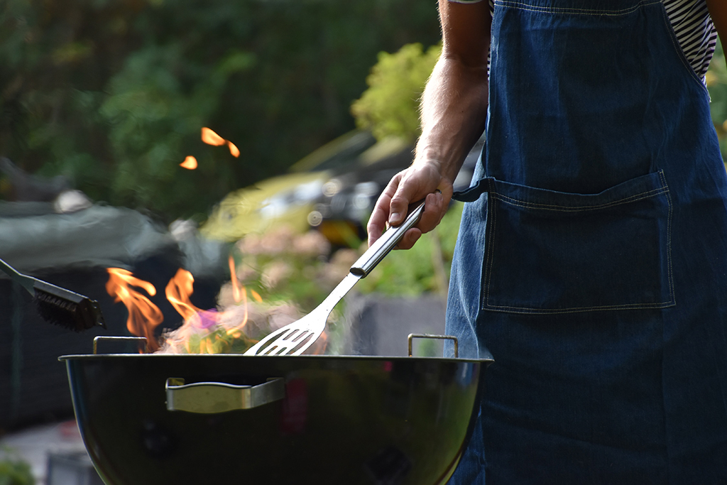Save money in the summer by cooking outside
