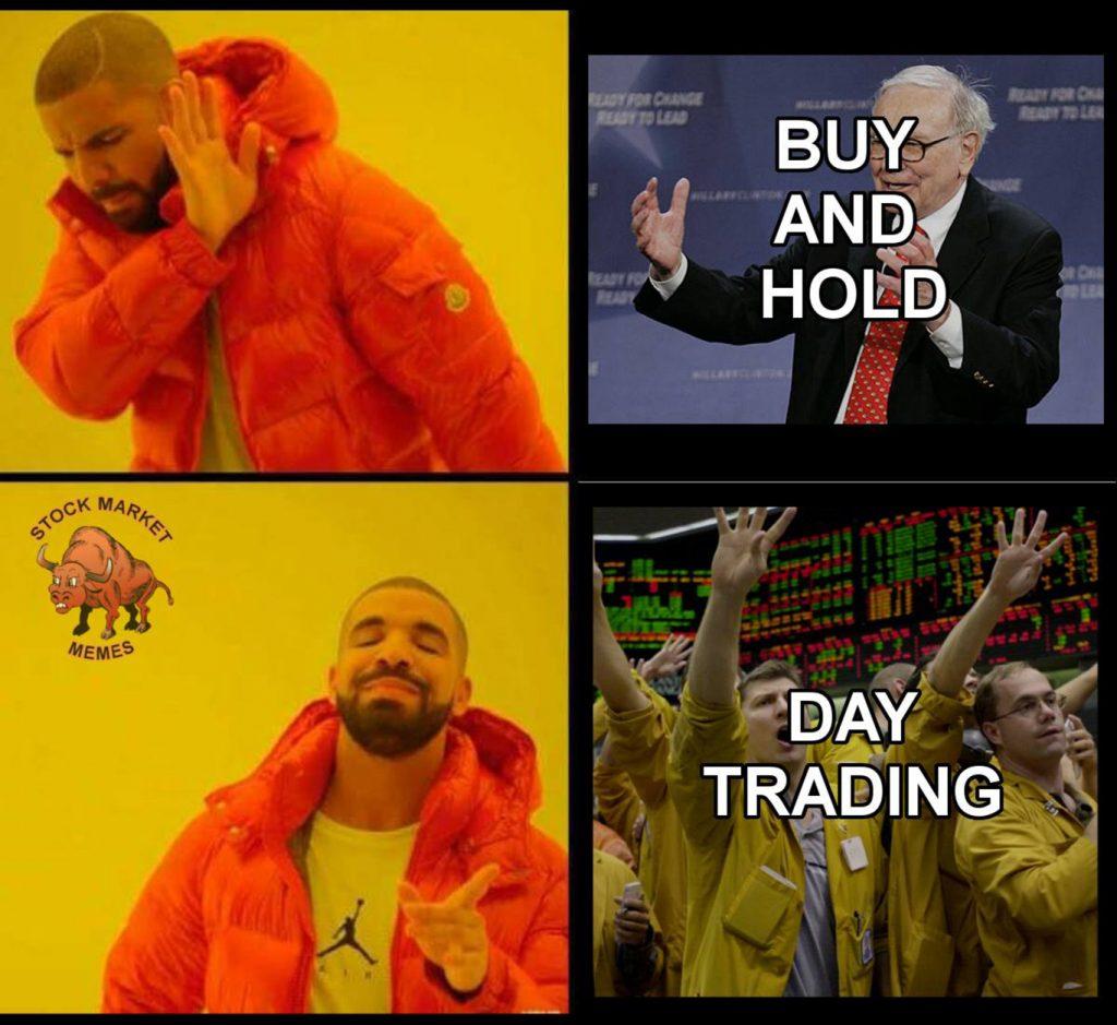 trading investing meme